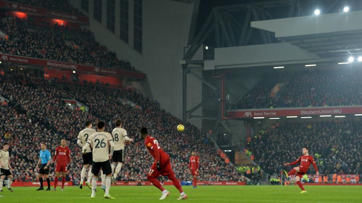 Jedna fotografija na najbolji način pokazuje mržnju između Liverpoola i Uniteda