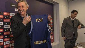 Pešić: Sretan sam, lako sam donio odluku da se vratim u Barcelonu