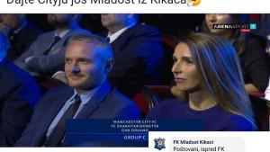 FK Mladost Kikači izdominirao komentarom na Facebooku: Poštovani, mi nismo izborili Ligu prvaka