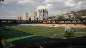 Republički stadion: Simpatično fudbalsko zdanje poprište novog duela Armenije i BiH