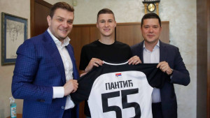Partizan doveo fudbalera iz redova Chelseaja