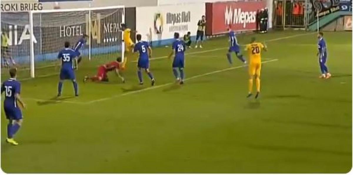 Eseola ponovo zabio Širokom, ovaj put nije ni proslavio gol