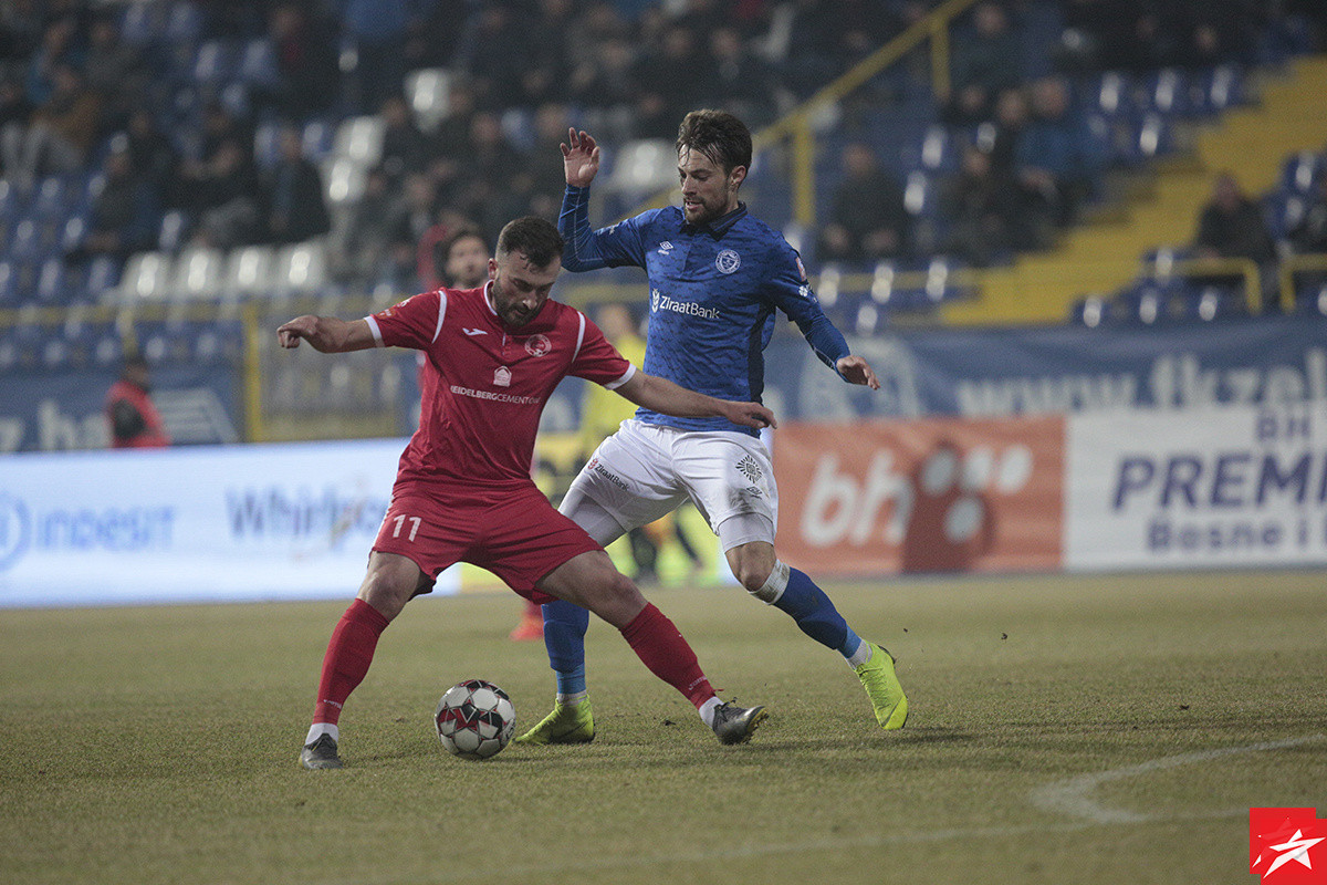 Nemanja Anđušić na korak od prelaska u FK Velež