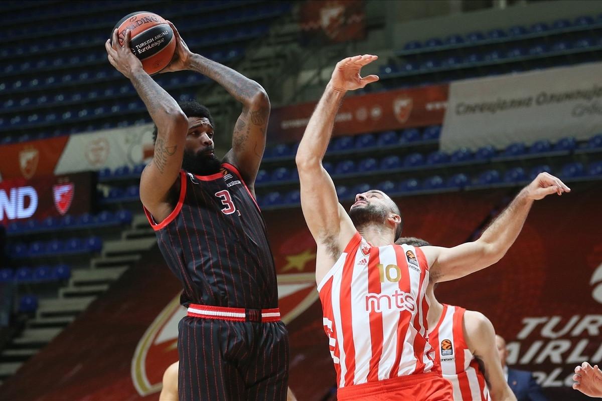 Olympiacos u drami slavio u Beogradu protiv Crvene zvezde