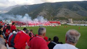 Stadion Rođeni eksplodirao nakon gola Zvonića!