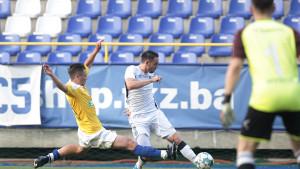 FK Željezničar raspucan na Grbavici