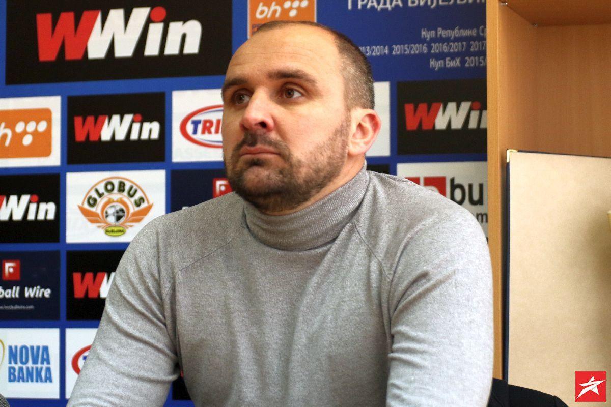 Žižović: Prezadovoljni smo pobjedom, ali Spartak je veliki klub i ne smijemo se opustiti