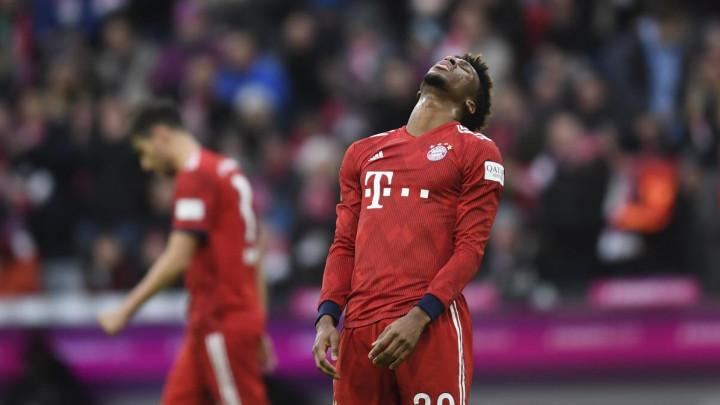 Bayern je bio na konopcima dok se nije pojavio Coman
