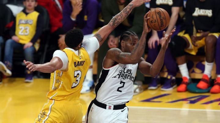 Lakersi jednostavno stali protiv Clippersa, šokantni porazi Rocketsa i Nuggetsa
