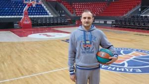 Košarkaški trener iz Zenice na angažmanu u jednom od najboljih klubova Rusije