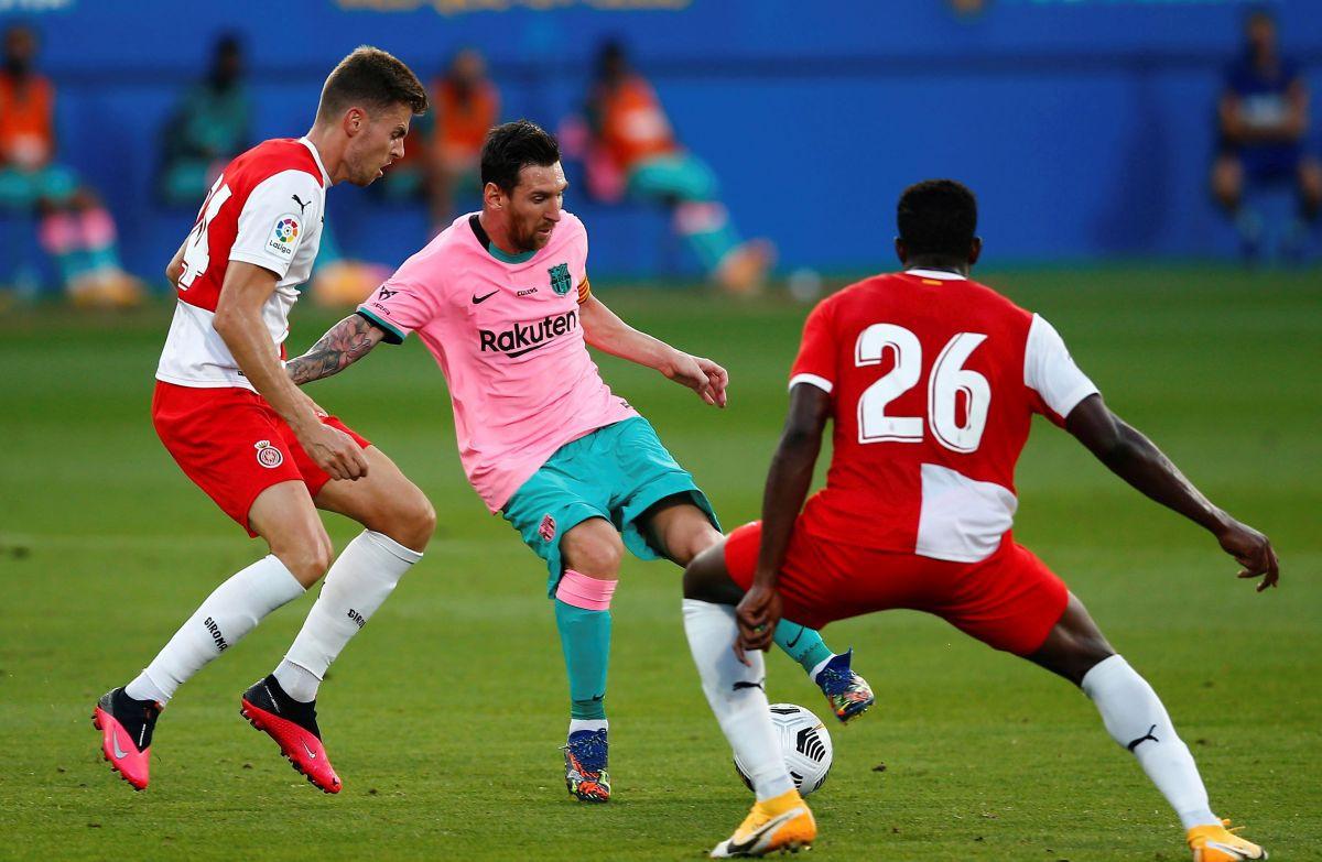 Barcelona bolja od Girone, Lionel Messi magičnim potezima obilježio utakmicu