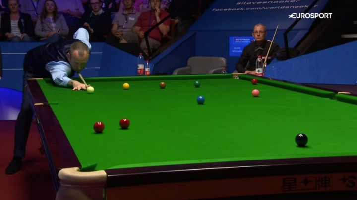 Ludnica u Crucible Theatru: Odigran najduži frame u historiji svjetskih prvenstava