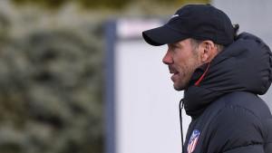 Dobro poznato lice se pojavilo na treningu Atletico Madrida