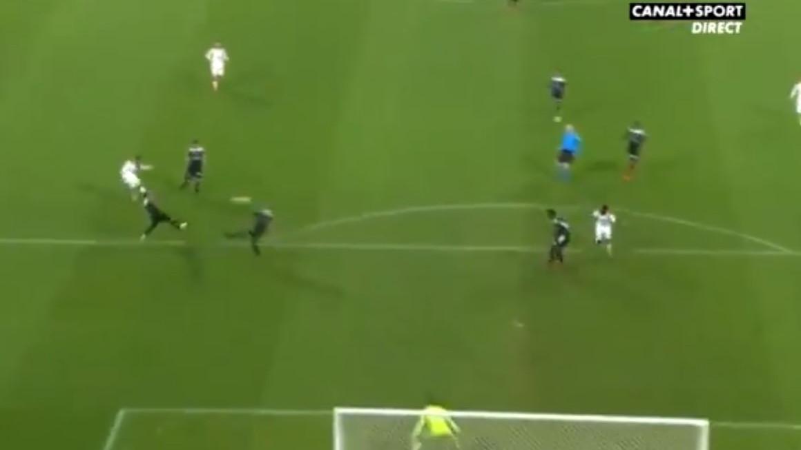 Fekir postigao fantastičan pogodak za vodstvo Lyona