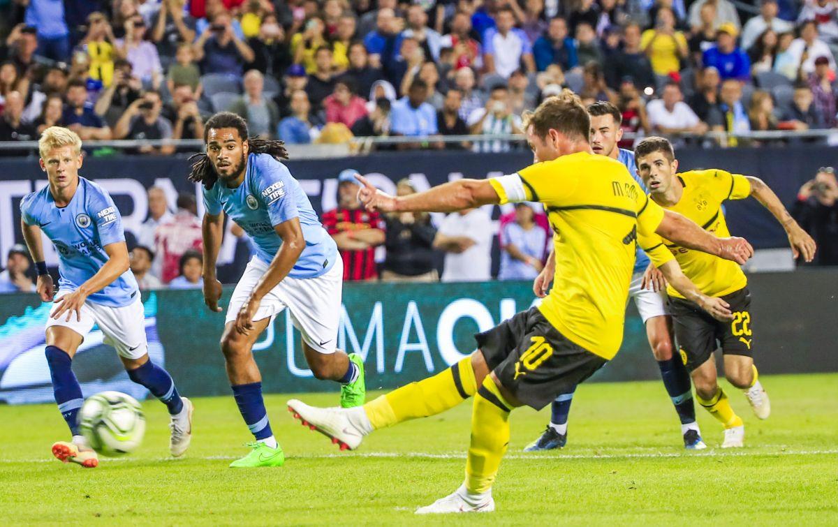 Mario Götze zbog novca spreman ponovo napustiti Borussiju