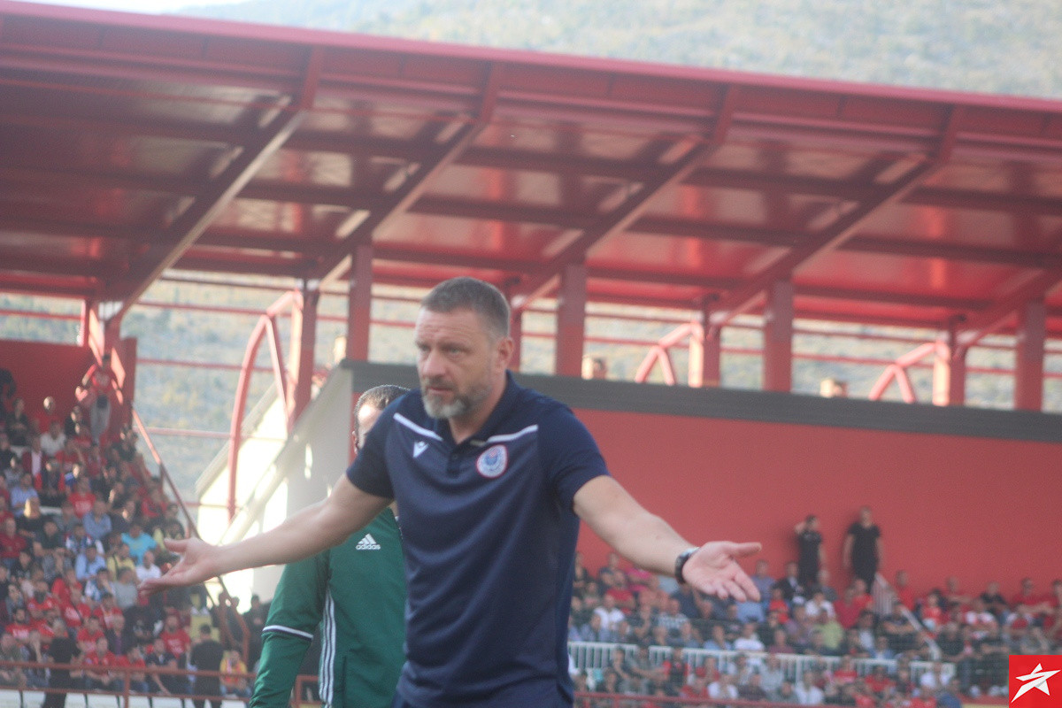 Vukas: Nismo bili pravi, svaka utakmica ovdje je dan D