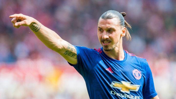 """Mourinho """"izmislio"""" mjesto za Zlatana Ibrahimovića"""