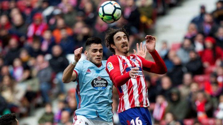 Atletico Madrid bez problema protiv Celte Vigo