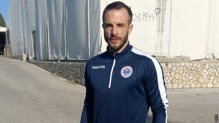 Saša Kajkut stigao na Grbavicu