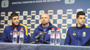 Bosnić: Pobjeda protiv Bugarske bila bi nagrada za sve što smo dosada uradili