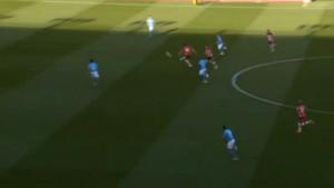 Sa 40 metara protiv Manchester Cityja postigao prvi gol u karijeri!