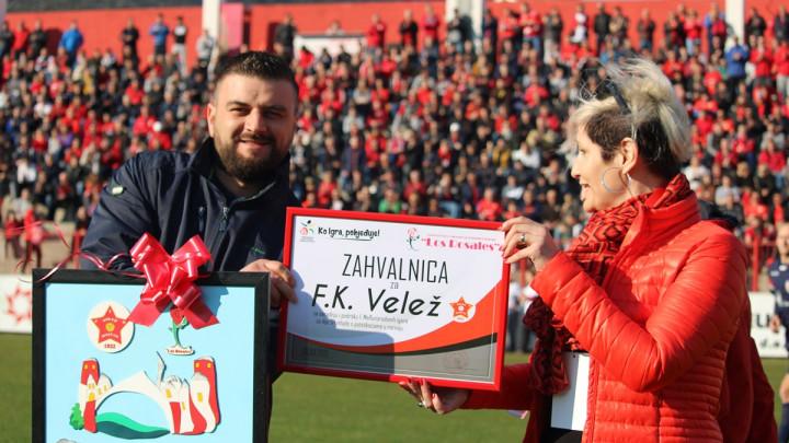"""Pet minuta vrijednijh od svih golova: Štićenici centra """"Los Rosales"""" s igračima Veleža i Čapljine!"""