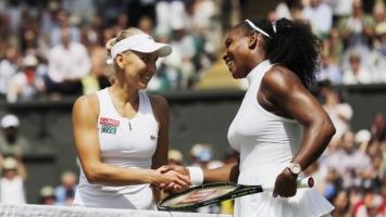 Serena 'zaboravila' grudnjak, pa zaludila muški dio fanova