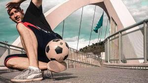 Samir Salčin: Freestyle 'fore' ne izvodite na pravom nogometu jer se može ostati bez noge!