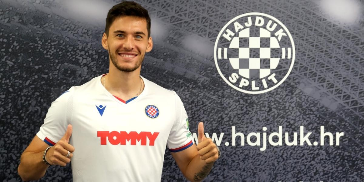 Hajduk doveo veliko pojačanje iz Bešiktaša