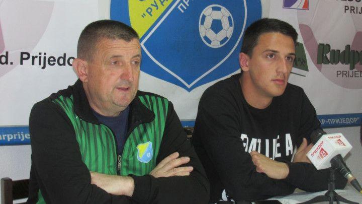 Aleksandar Vojinović na korak do Krupe