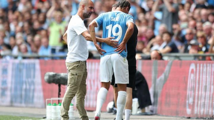 City, ali i Bayern saznao katastrofalne vijesti: Sane mora na operaciju i bit će dugo van terena