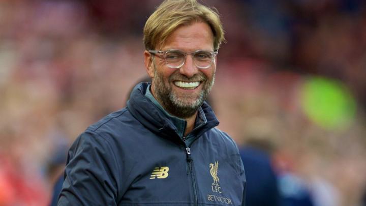 Klopp razveselio navijače Liverpoola najnovijom izjavom
