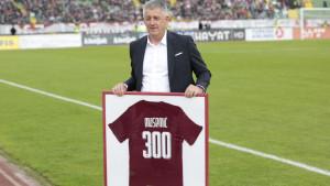 Husref Musemić i FK Sarajevo u ponedjeljak sjedaju za stol