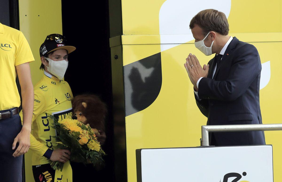 """Tour de France: Kolumbijac najbrži u """"kraljevskoj"""" etapi, Slovenci i dalje vodeći"""
