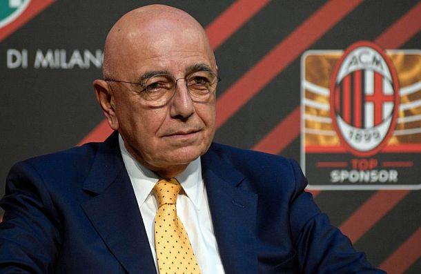 Galliani: Možemo se boriti za Ligu prvaka