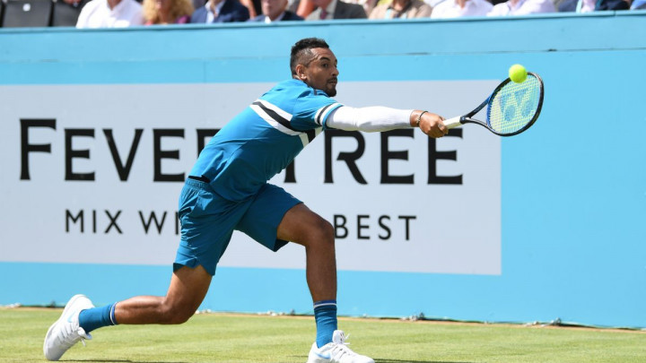 ATP Queens: Kyrgios razočarao domaćina