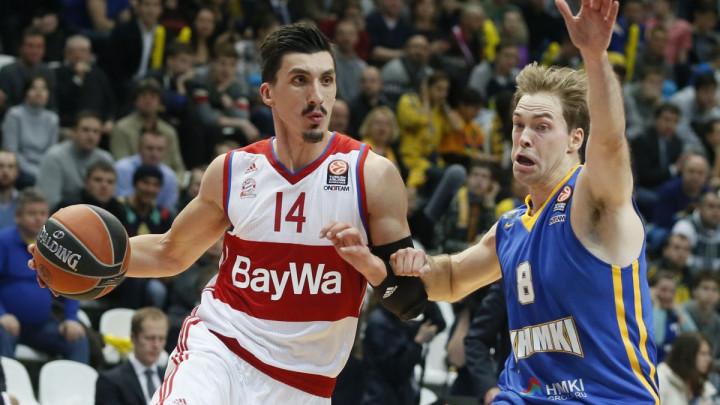 Nihad Đedović MVP finala Bundeslige