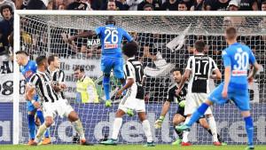 Šok u Torinu: Koulibaly u 90. minuti srušio Juventus