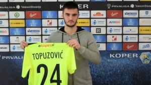 Anel Topuzović novo ime na treningu FK Sloboda