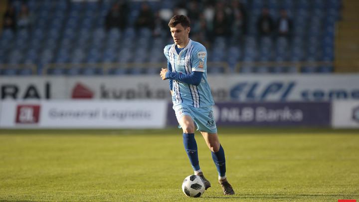 FK Željezničar suspendovao Zeca i Crnova