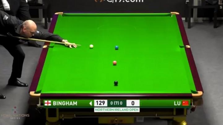 Bravo majstore: Bingham do maksimalnog breaka
