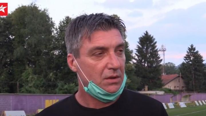 Vinko Marinović o povredi Sušića: Nadam se da nije ništa ozbiljno