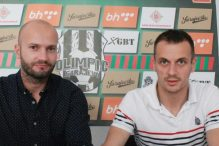 Zvanično: Muminović potpisao za Olimpik