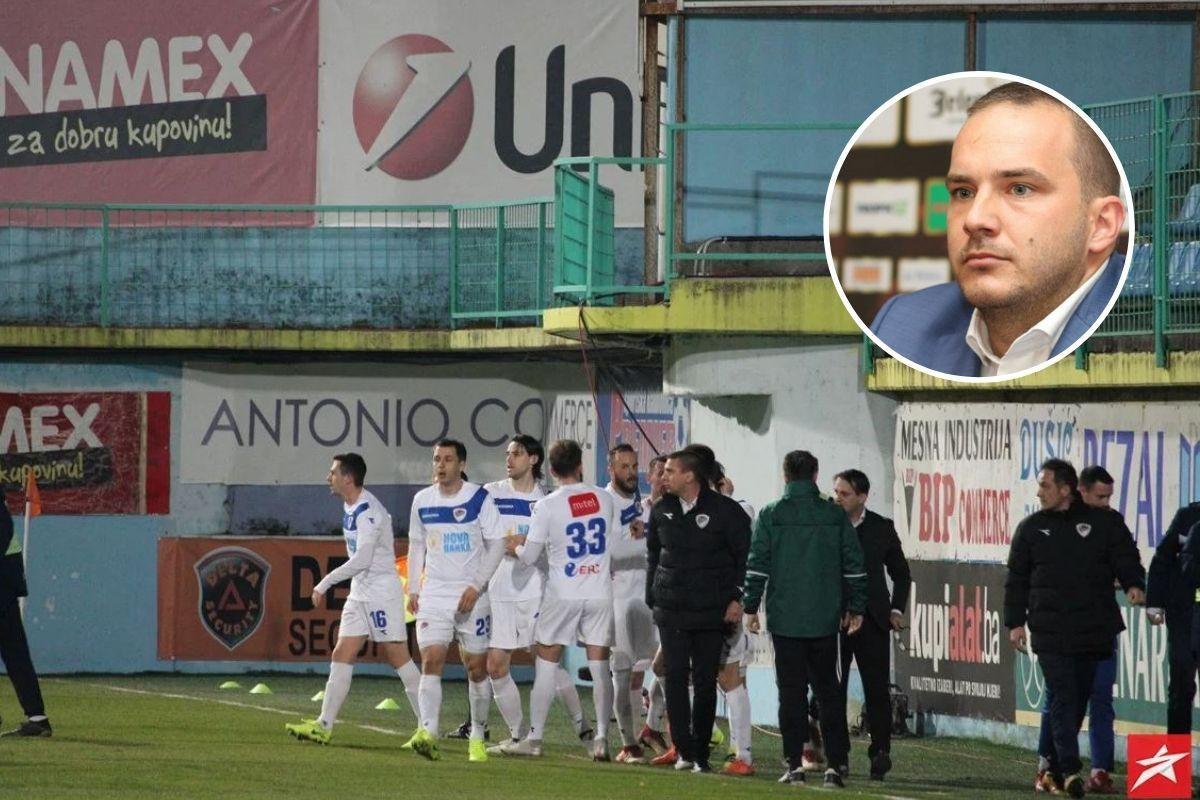 """Borac se ne šali: """"Dovodit ćemo igrače koje žele Sarajevo, Željezničar, Zrinjski i Široki"""""""