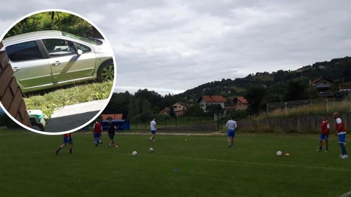 Igraču bh. niželigaša tokom treninga ukraden automobil!