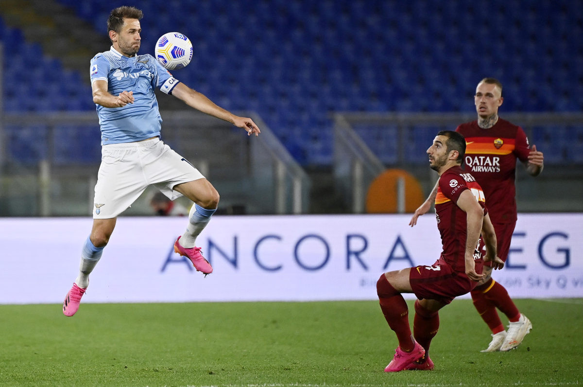 Lazio se oprostio od Senada Lulića