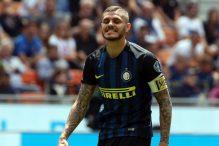 Icardi zbog povrede propušta Lazio