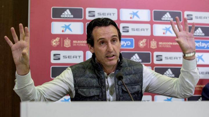 Unai Emery se na treningu pojavio sa šestoricom novih igrača