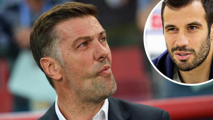 Krstajić želi vratiti Milivojevića u reprezentaciju, ovaj postavio uslov
