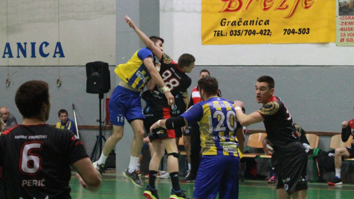 RK Gračanica ostvario laganu pobjedu protiv HMRK Zrinjski